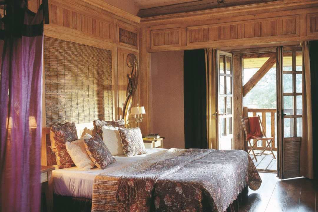 Château la Fontiane bedroom