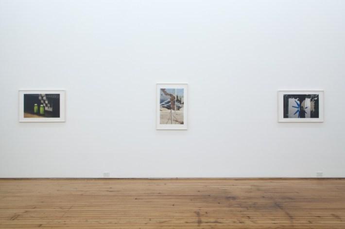 Jean Baudrillard's photography: Ultimate Paradox