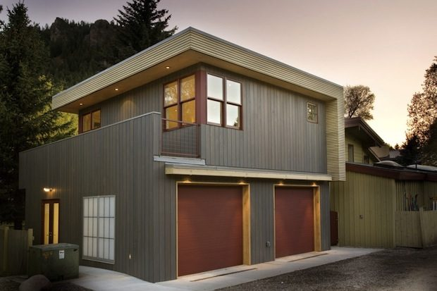 2. Integrated Small house with Garage