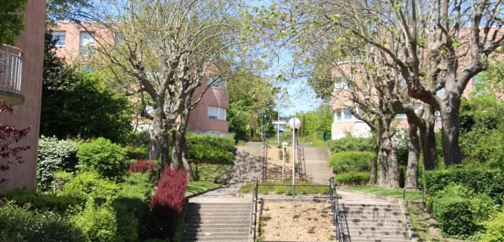 Cité jardin de La butte rouge -Association Chatenay Patrimoine Environnement