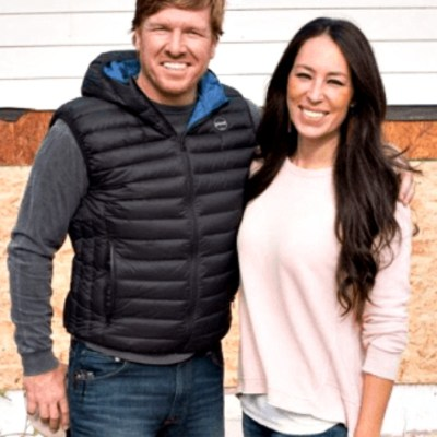 We're No Chip and Joanna Gaines…