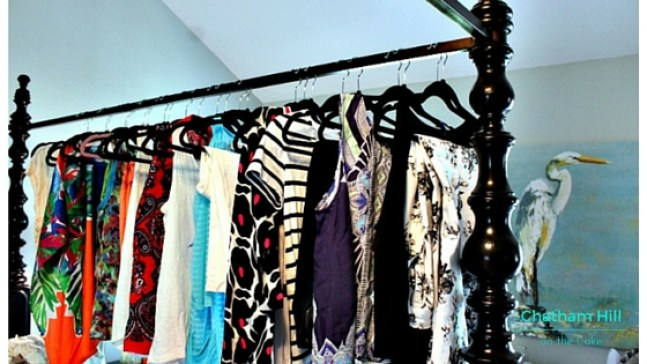 Closet Sorting www.chathamhillonthelake.com