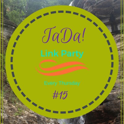 TaDa! Thursdays Link Party #15