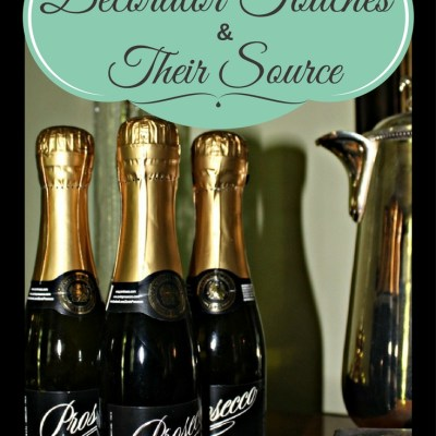 5 Decorator Touches & Their Sources