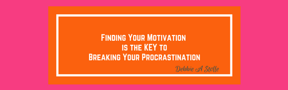 Motivation Quote by Debbie A Stolle