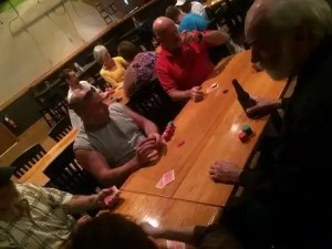Texas Hold'em at Pittsboro Roadhouse