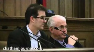 Pittsboro Town Commissioners