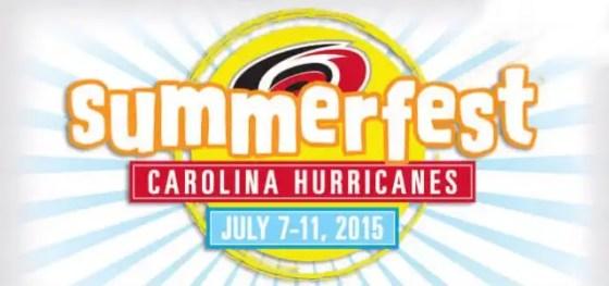 Carolina Hurricanes Summerfest