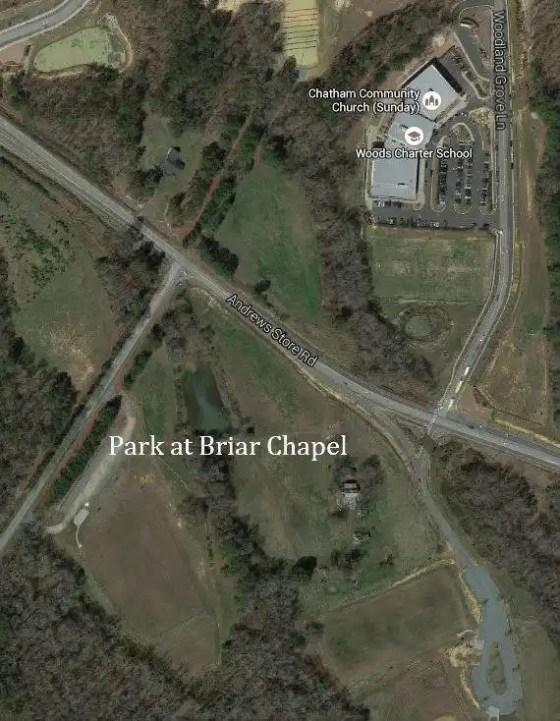 Park at Briar Chapel