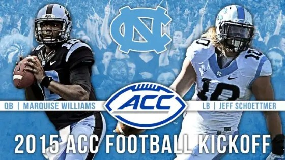 Marquise Williams and Jeff Schoettmer