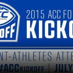 ACC Football Kickoff Attendees