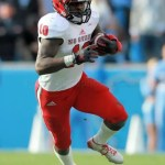 Senior NC State RB Shadrach Thornton