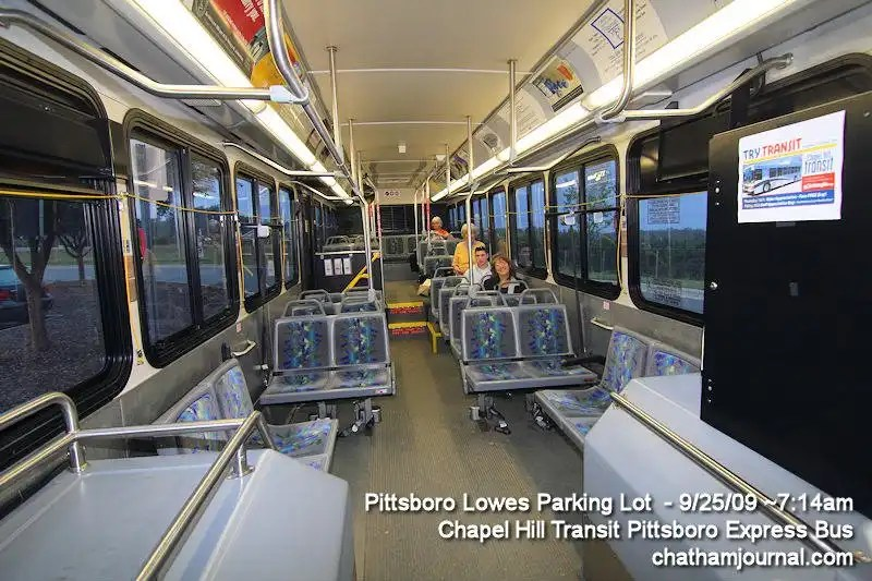 Chapel Hill Transit wants $144,000 from Chatham for