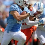 SPECIALIST – Ryan Switzer, North Carolina, Jr., WR, 5-10, 185, Charleston, W. Va.