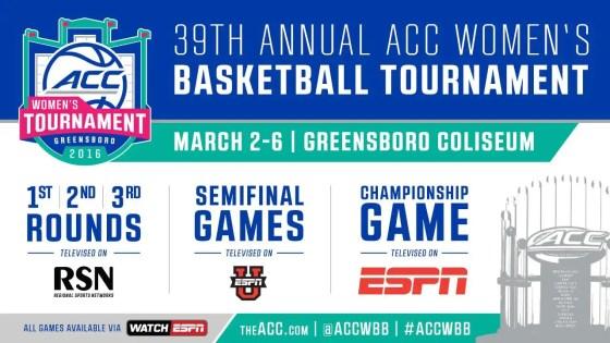 2016 ACC Women's Basketball Tournament