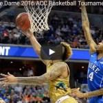 Duke vs Notre Dame