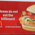 McDonald's Billboard