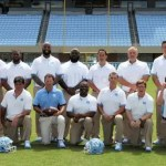 UNC Football coaches