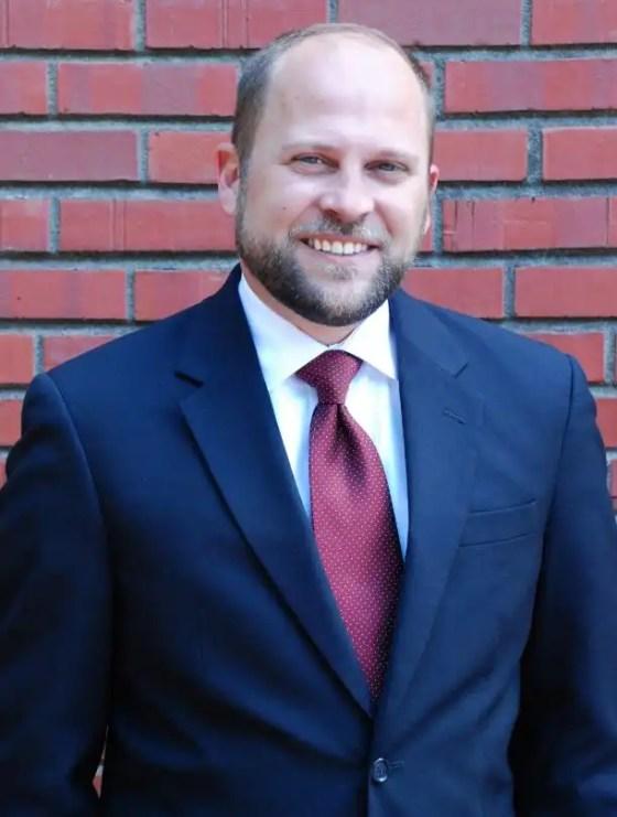 Chatham Economic Development Corporation President Kyle Touchstone.