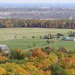 Urban eroachment continues into rural agricultural areas