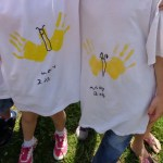 Chatham 4H butterfly t-shirts