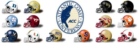 ACC football teams