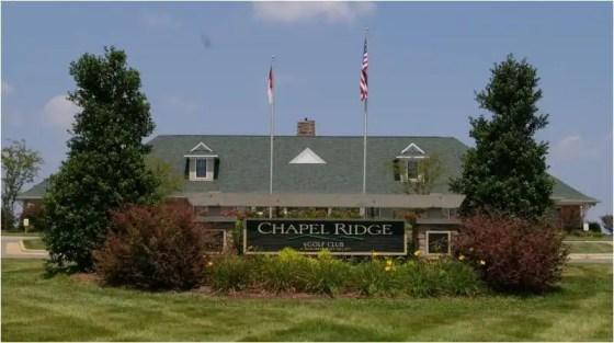 Chapel Ridge Golf Course
