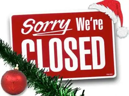 Are Post Offices Open On Christmas Eve.Post Offices Will Be Closed Christmas Day And New Year S Day