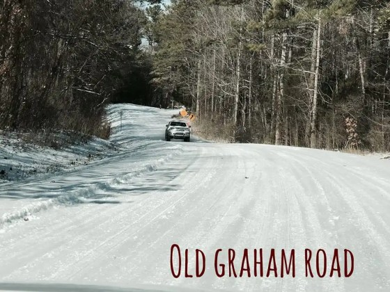 Old Graham Road