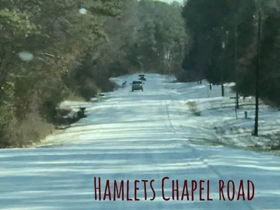Hamlets Chapel Road