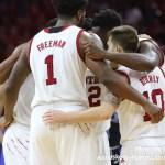 2018 NC State basketball players