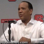 Kevin Keatts after win over boston college