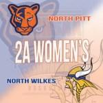 North Pitt vs North Wilkes 2A Girls Championship