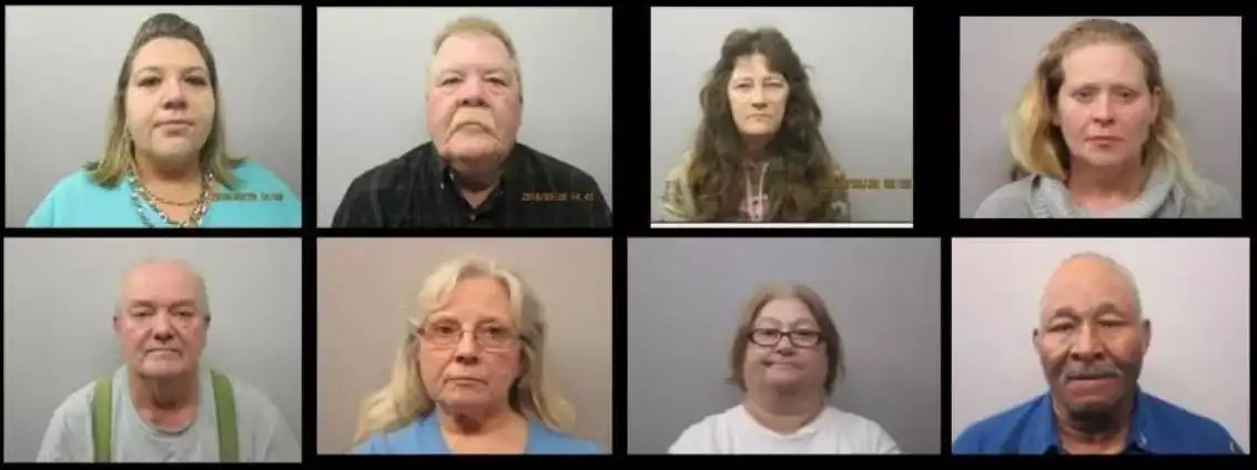 Eight arrested in Chatham County drug bust - Chatham Journal