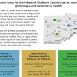 share your ideas on chatham county parks