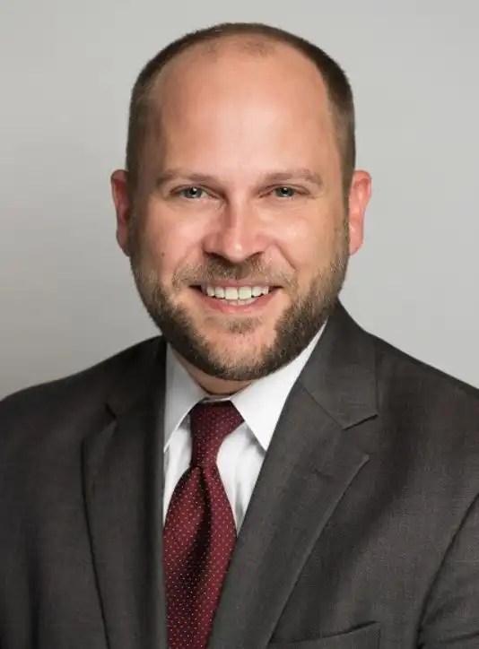 Chatham EDC President Kyle Touchstone