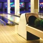 blur bowling bowling alley bowling balls