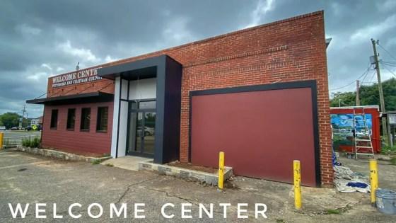Chatham Pittsboro Welcome Center