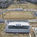 Seaforth High School athletic fields (photo by Gene Galin)