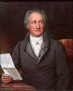 Johann Wolfgang von Goethe quotes