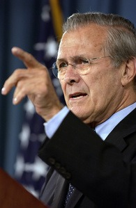 Donald Rumsfeld quotes