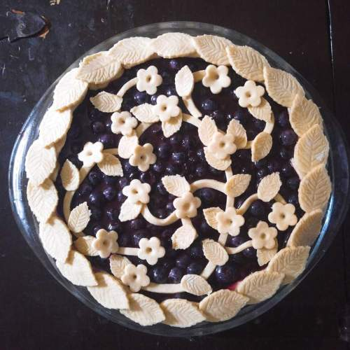 Mama Crunk's Make-Your-Own-Pie