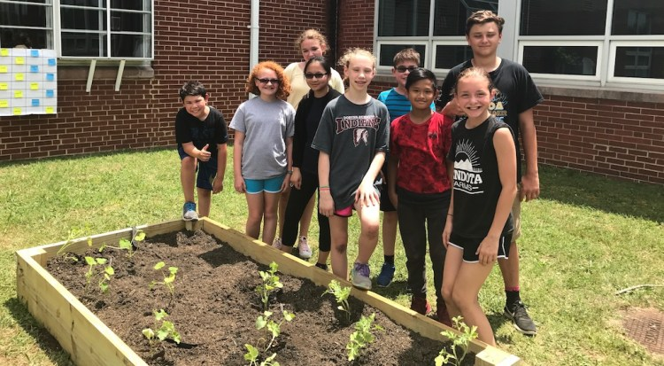 Kingsport City Schools Middle School STREAM Camp