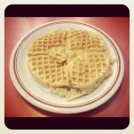 Homemade Waffles=Happy Husband