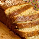 Whole Wheat Sally Lunn Bread
