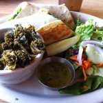 Sluggo's North Vegetarian Cafe-July 3, 2012