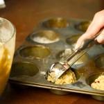Cranberry-Almond Quinoa Muffins