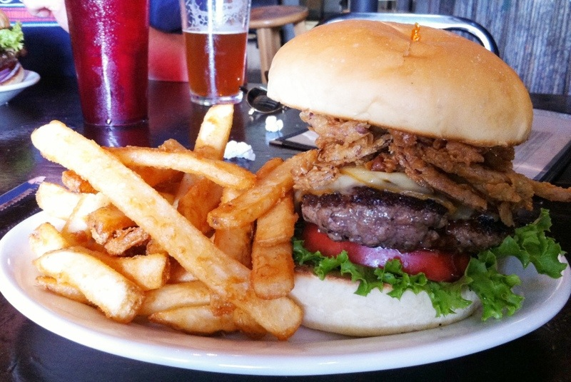 Tremont Tavern is a wildly popular bar and neighborhood hangout in North Chattanooga that many say has the best burgers in town. | restaurant review from Chattavore.com