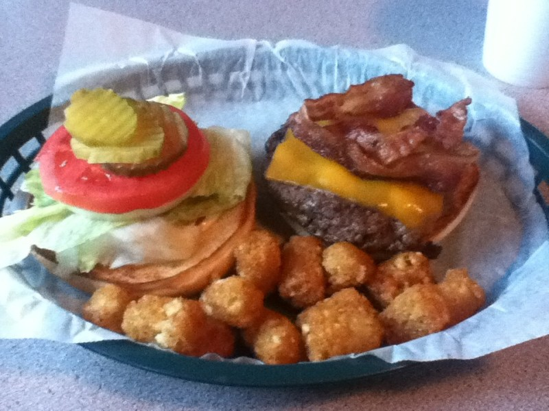 While I've updated the list (see my new Top Ten), this is my original list of Chattanooga's Top FIVE burgers - according to Chattavore, anyway!