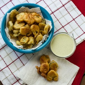 fried pickles | chattavore